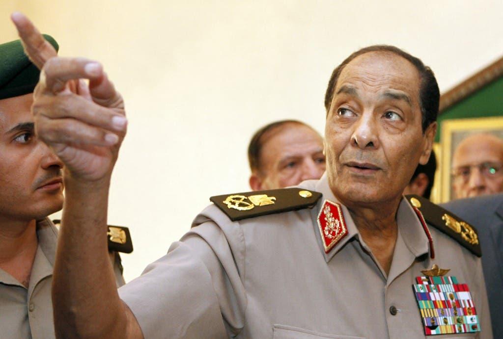 محمد حسين طنطاوي (فرانس برس - أرشيفية)